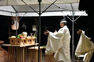 湊社 本殿遷座祭のアイキャッチ画像