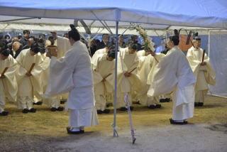 湊社 仮殿遷座祭のアイキャッチ画像