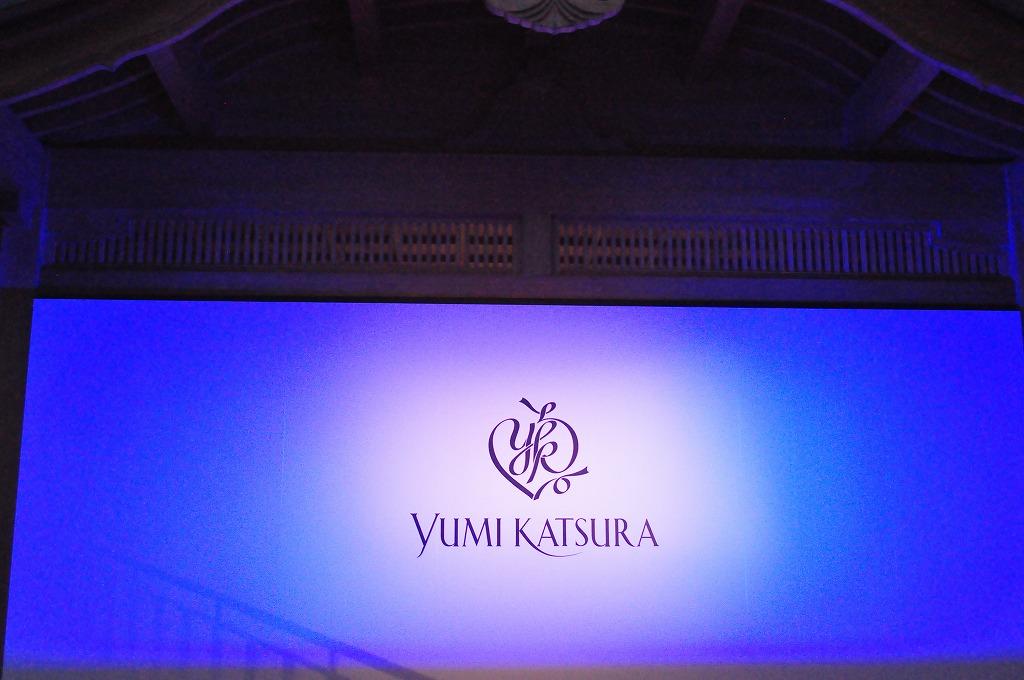 桂由美ブライダルファッションショーのアイキャッチ画像