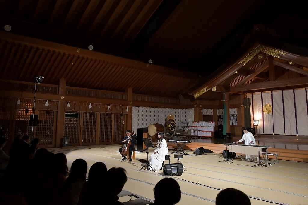 大嘗祭奉祝記念コンサートのアイキャッチ画像