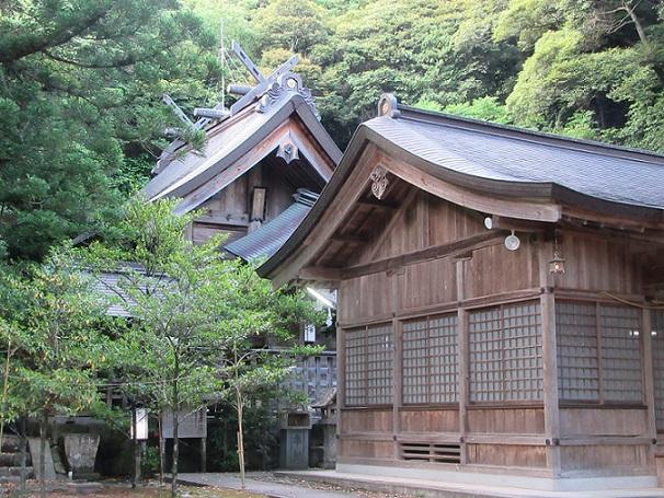 出雲大社-阿須伎神社(阿式社)
