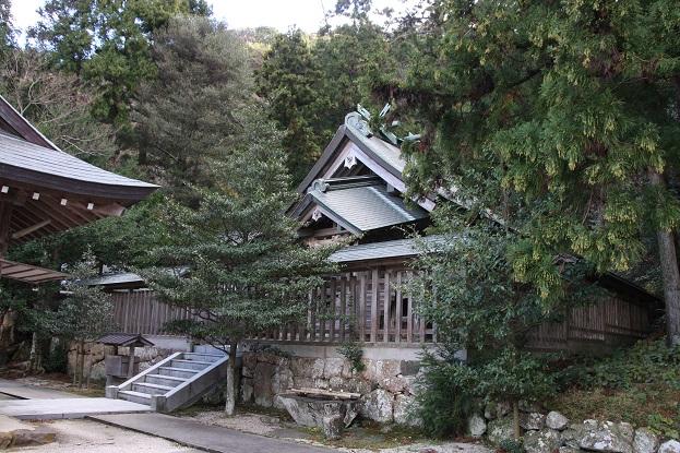 出雲大社-大穴持伊那西波岐神社