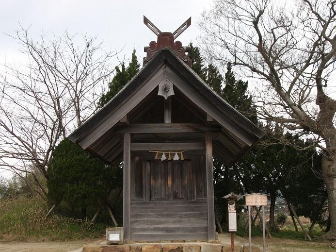 出雲大社-大穴持御子玉江神社(乙見社)