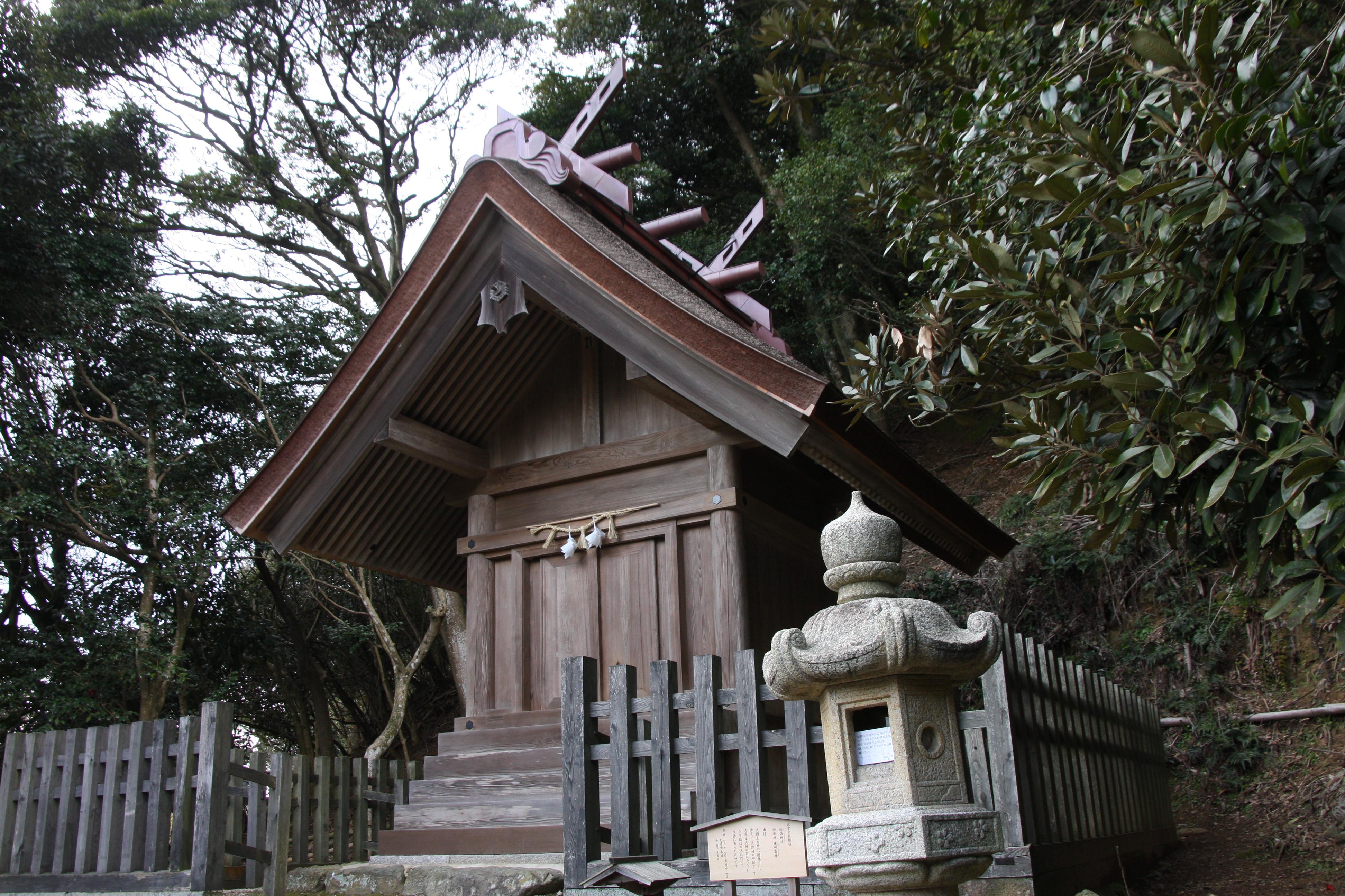 出雲大社-因佐神社(速玉社)
