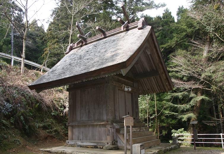 出雲大社-大穴持御子神社(三歳社)