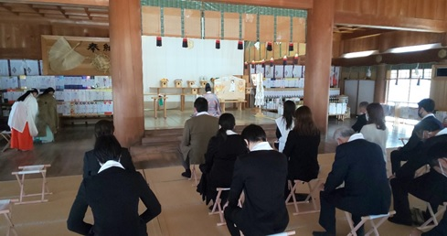 絵馬奉納奉告祭のアイキャッチ画像