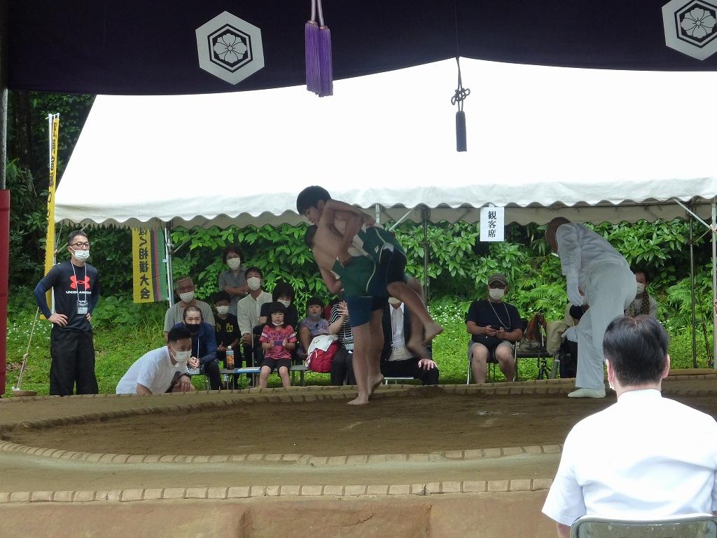 第7回野見宿禰わんぱく相撲大会のアイキャッチ画像