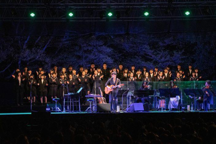 出雲大社御遷宮完遂記念 「山崎まさよし Quartet Special Concert」